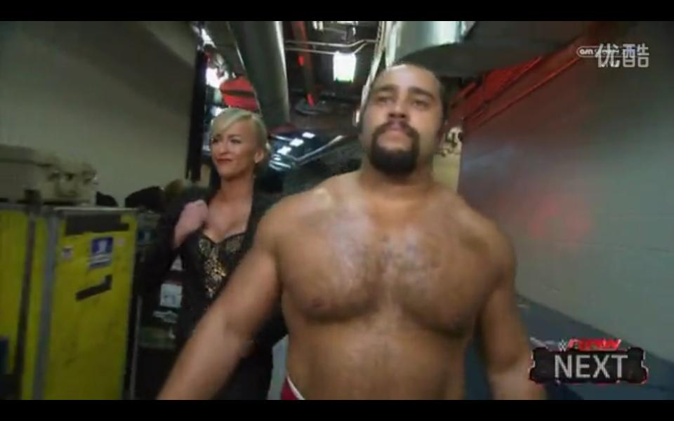 WWE RAW 2015-07-28